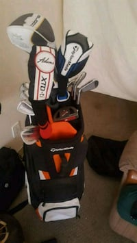 full set golf clubs carbon fiber drivers Calgary, T3E 2M5