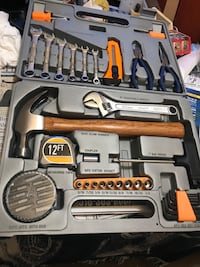 Tool kit by Ohio forge