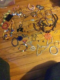 Jewelry grab bag #30 Fort Mitchell, 36856