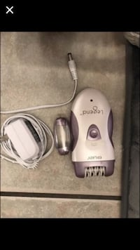 white and grey hair removal machine. New never used Ocoee, 34761