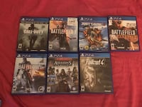 Ps4 games Brooksville, 34601