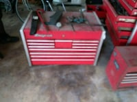 red and black tool chest Tampa, 33614