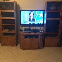 Entertainment center Kingsland, 31548