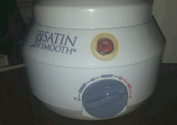 Satin Smooth Wax Heater