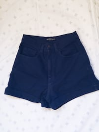 High waist American apparel shorts  Mississauga, L5B 4B6