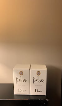 J'adore travel size perfumes new