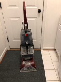 Hoover power scrub deluxe carpet washer ROCKVILLE