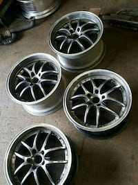 18 inch staggered set Mississauga