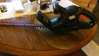 "16"" black and decker Hedge Clippers Camden, 45311"