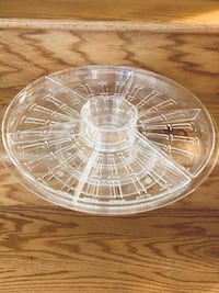Rotation plate for appetizers