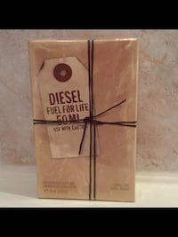 50 ml diesel fuel for life box pour femme/women, sealed in box. Brampton, L6R 2S1