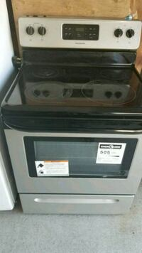 black and gray induction range oven Ottawa, K4A 4L8