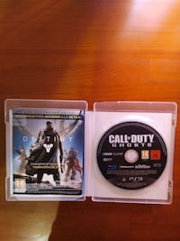 Call of duty ghost juego  PS3  6083 km
