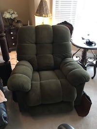 Rocking and Recliner Sofa