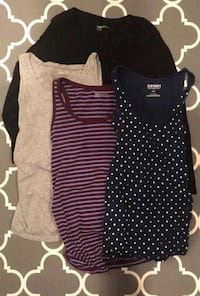 Maternity shirts, size S and M Fairfax, 22032