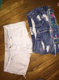 Shorts different brand (in pictures ) Lynchburg, 24503