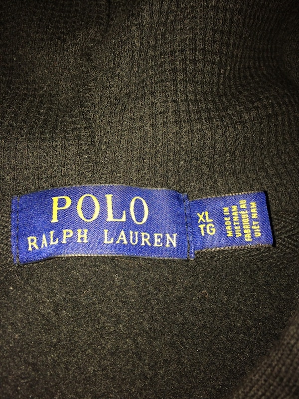 134ef341501 Used Black and red polo sweater for sale in Whitby - letgo