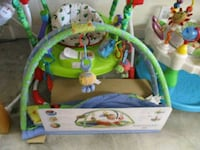 play mat baby infant activity hanging toys boppy needs cleaning  Lake Forest, 92630