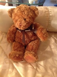 Beautiful teddy from Harrods, England.  New Reduced Price. Now only $5 Oshawa, L1J