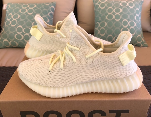 52a3985282742 Used Adidas Yeezy Boost 350 V2 Butter Size 8 for sale in Los Angeles ...