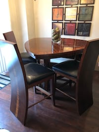 Dinning room set for small space Mississauga, L5M 5P2