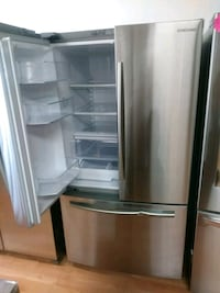NEW SAMSUNG STAINLESS FRENCH DOOR Ontario, 91762