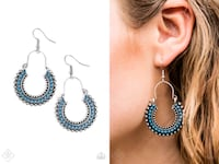 Really rumba blue earring Gaithersburg, 20878