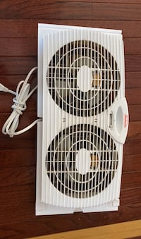 Sunbeam adjustable window fan Pickering, L1W 2P1