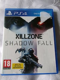 KILLZONE SHADOW FALL PS4 GAME London
