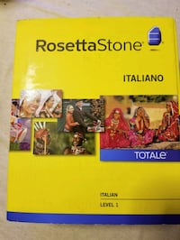 Rosetta Stone Software Italiano