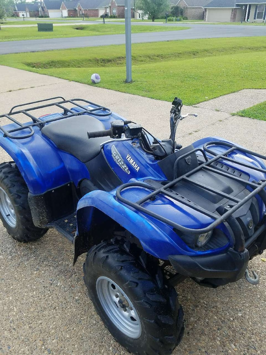 Letgo yamaha 2007 grizzly 400 2007 in marshall tx for Yamaha grizzly 400