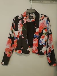 Guess Floral Jacket London