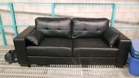 Pick up today Black leatherette sofa Vaughan, L4L 8S9