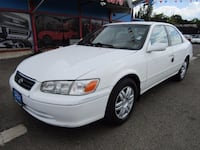 2000 Toyota Camry 4dr Sdn LE Auto *WHITE* 2 OWNER 73K MILES Milwaukie