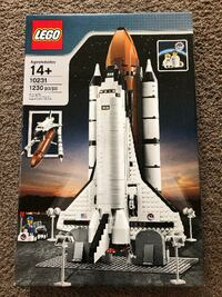 Lego Creator Space Shuttle Expedition 10231 Sealed CHICAGO