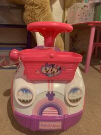 pink and purple plastic toy car Johnstown, 80534