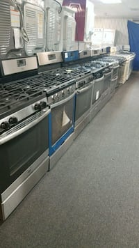 New scratch and dent gas stoves start at $350 Randallstown