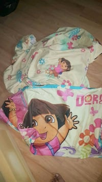 Dora twin sheet set & comforter Edmonton, T5A