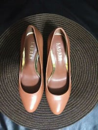 Ralph Lauren Brown shoes 5.5 Miami, 33147