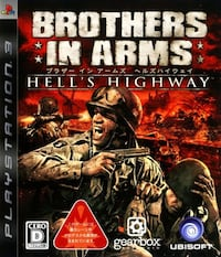 PS3 Brothers In Arms Hells Highway Toronto