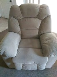 Comfy sofa rocking chair recliner Sunrise Manor