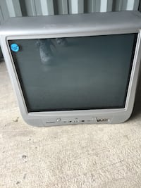 gray CRT television Eastpointe, 48021
