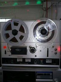 Akai 40000 reel to reel. Solid State. 4 channel. Richmond, 60071