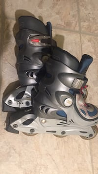 pair of gray inline skates Fairfax, 22033