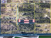 (2) 1-1/2 ACRE MOBILE  HOME lots For LEASE RAGLEY  Ragley