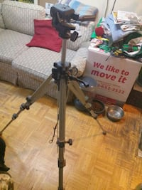 Camera Tripod Negotiable. Works fine. Toronto, M2J 1L7