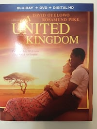 A United Kingdom Blueray + dvd + hd digital download unopened  View Park, 90008