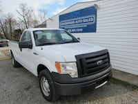 2011 Ford F-150 2WD Reg Cab 126  XL Woodbridge, 22191