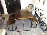 For my Kia wooden kitchen table with two chairs