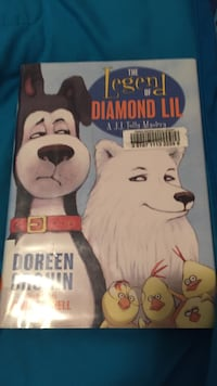 The Legal of Diamond lil book Prince George, V2N 6S4
